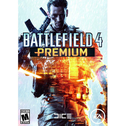 Electronic Arts Battlefield 4: Premium Service (Digital Code)