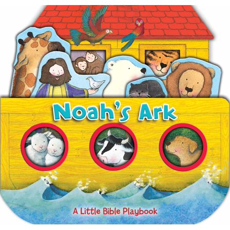 Little Bible Playbook  Noahs Ark