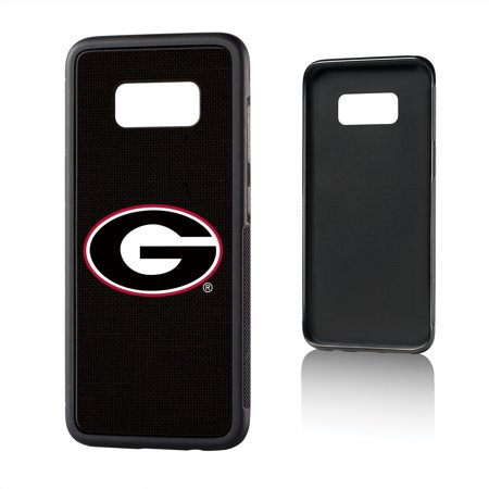 Georgia Bulldogs Cell Phone Cover - UGA Georgia Bulldogs Solid Bump Case for Galaxy S8