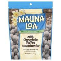 Mauna Loa Milk Chocolate Toffee Macadamias, 6 Oz.