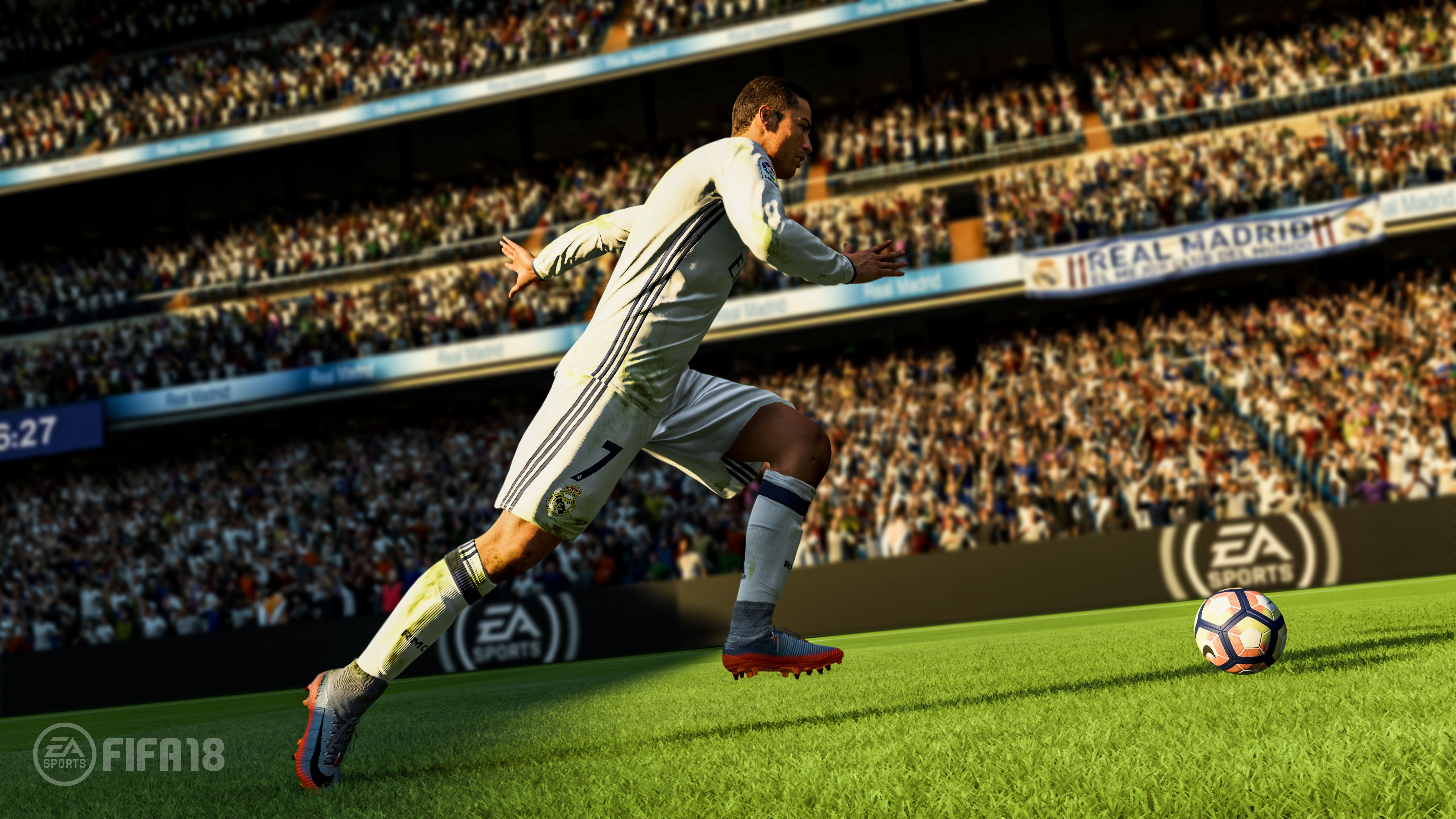 Fifa 18 Electronic Arts Playstation 4 014633735215 Sony Ps4 500gb Dvd 2015