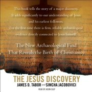 The Jesus Discovery - Audiobook