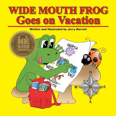 - Wide Mouth Frog Goes on Vacation