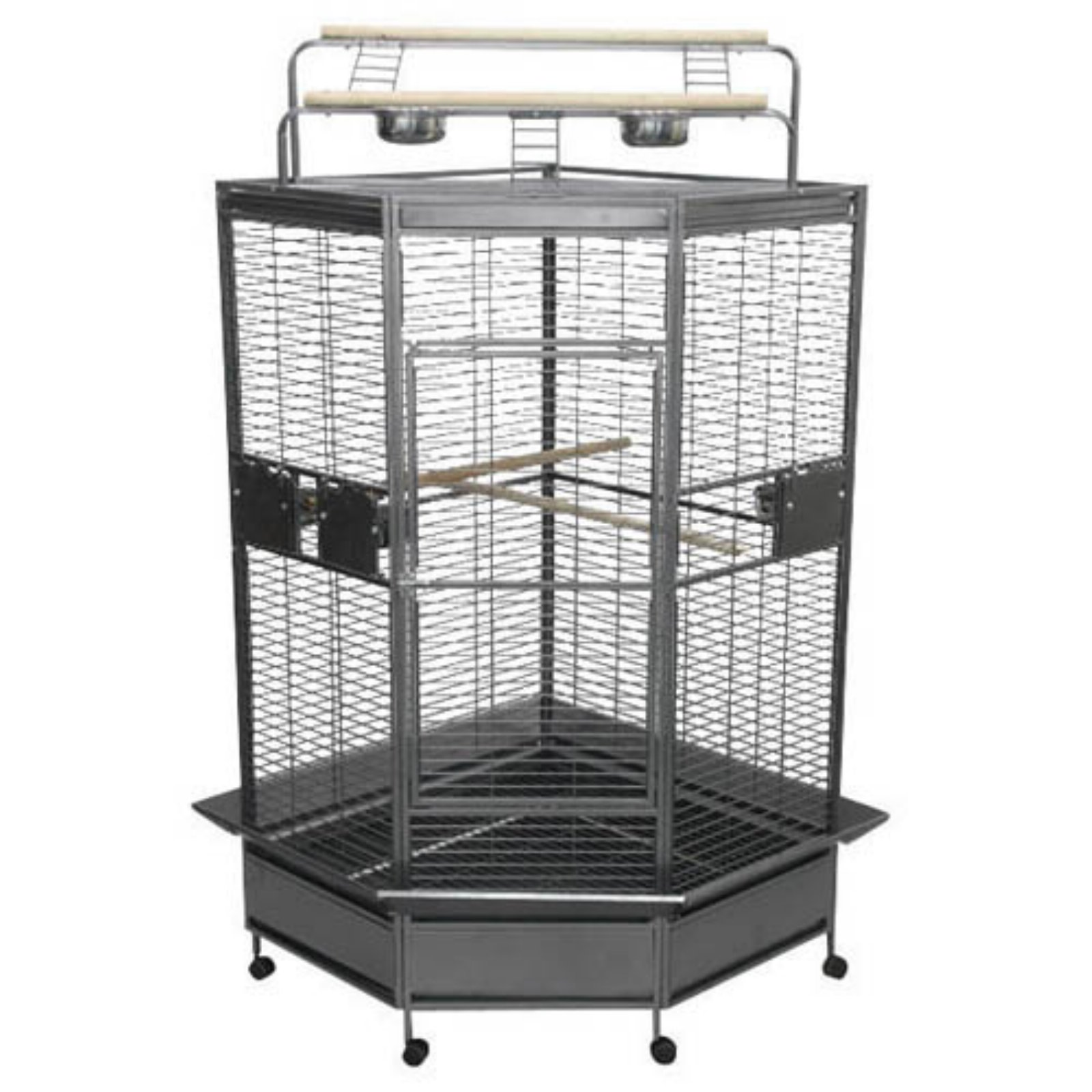 Image of A and E Cage Co. Corner Cage