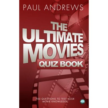 The Ultimate Movies Quiz Book - eBook](Ultimate Halloween Movie Quiz)