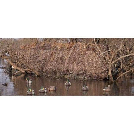 Avery Outdoors Quick-Set Hunting Blind Kit, Blades, 14 Ft - 16 Ft Boats 0 (Blind Bolt)