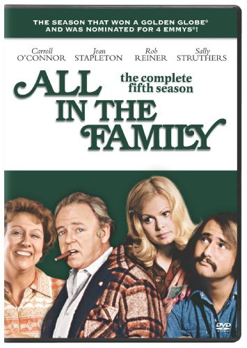All In The Family: The Complete Fifth Season (DVD) by COLUMBIA TRISTAR HOME VIDEO