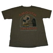 The Peanuts Charlie Brown Smooth Operator Junk Food Soft T-Shirt Tee