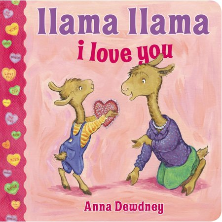 Llama Llama I Love You (Board Book)](How Do You Sign I Love You)