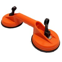"MTP ®  Pack of 1  4-5/8"" Double Suction Cup Dent Puller Lifer Glass Remover Body Repair Stone 160 lbs"