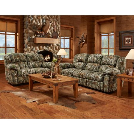 three piece living room set. Cambridge Camo 3 Piece Living Room Set  Walmart com