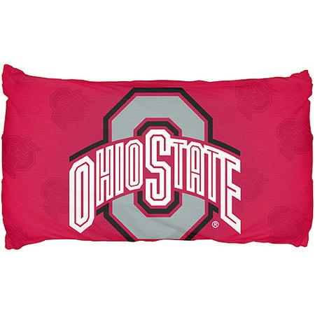 Ncaa Pillow Case Ohio State Buckeyes