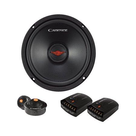 Cadence 6 5   2 Way 180 Watts Component Speakers