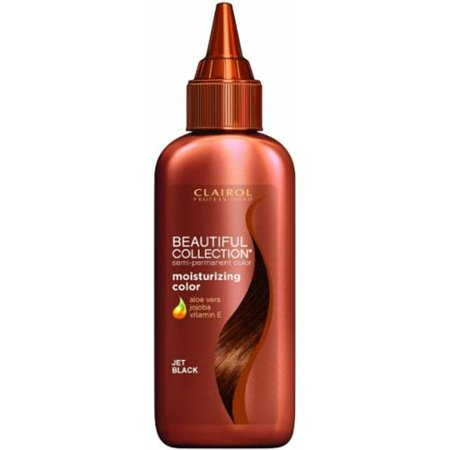 Clairol Professional Beautiful Collection Semipermanent Hair Color Jet Blac