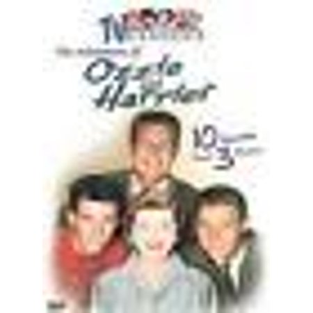 The Adventures Of Ozzie And Harriet 10 Episodes Dvd