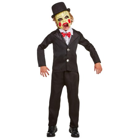 Villainous Ventriloquist Child Costume (Ventriloquist Dummy Costume Female)