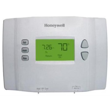 Five 2 Day Programmable Thermostat With 4 Program Periods Per Day Back (Diy Program Fans)