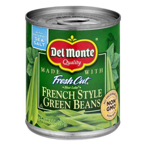 Fresh Cut French Style Green Beans