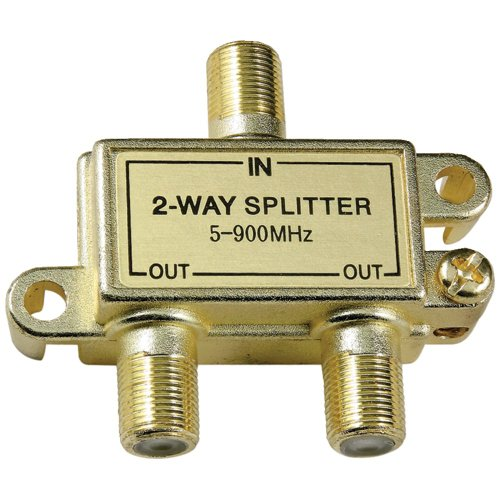 Axis 5MHz-900MHz 2-Way Splitter
