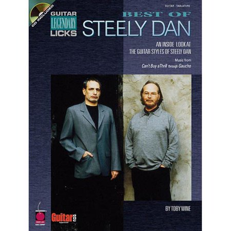 Best of Steely Dan: An Inside Look at the Guitar Styles of Steely Dan by