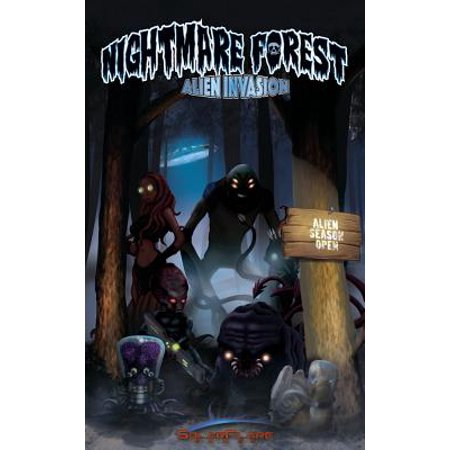 Nightmare Forest: Dead Run Board Game