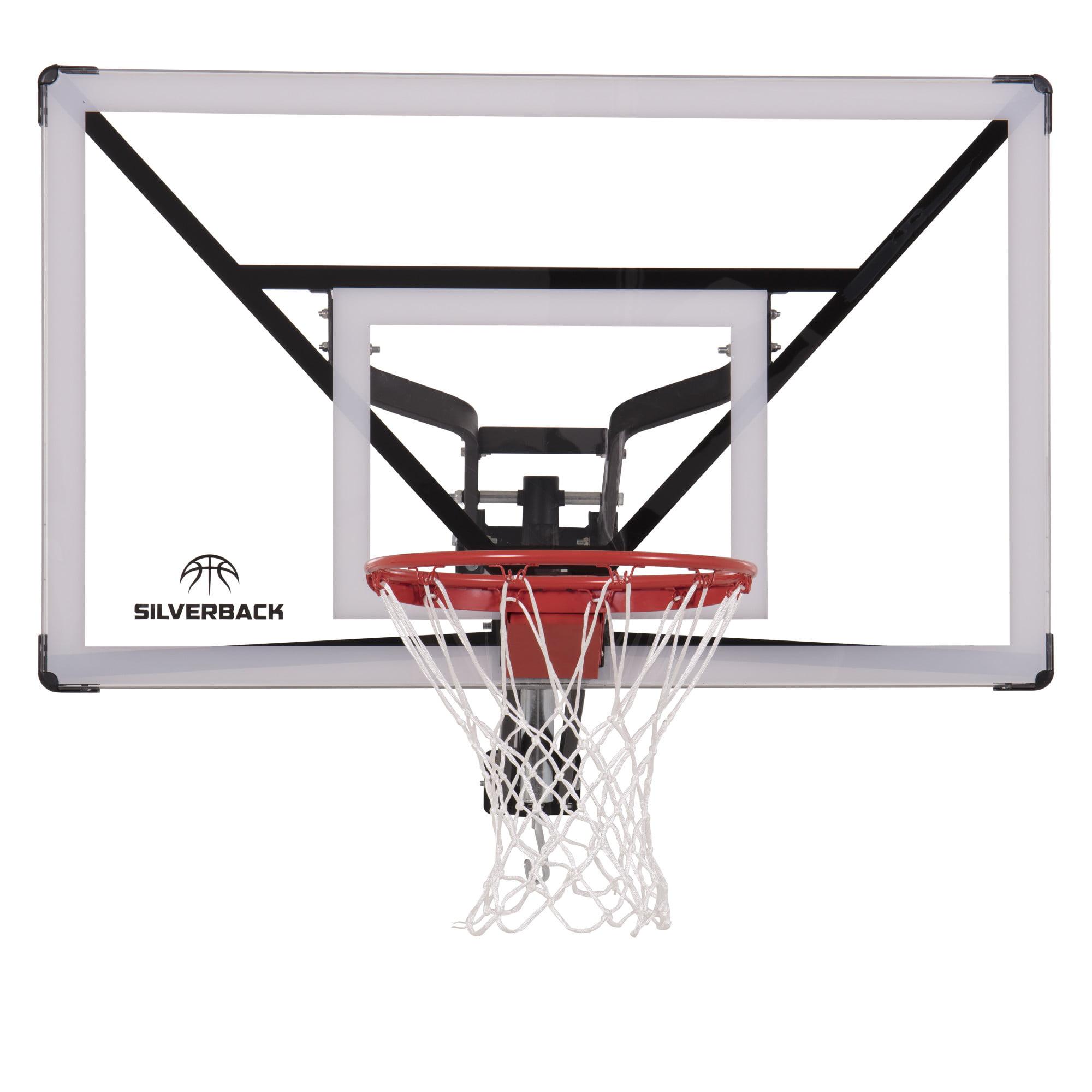 Basketball Net Hoop Backboard kids Gift Indoor//Outdoor Games Door Mount size
