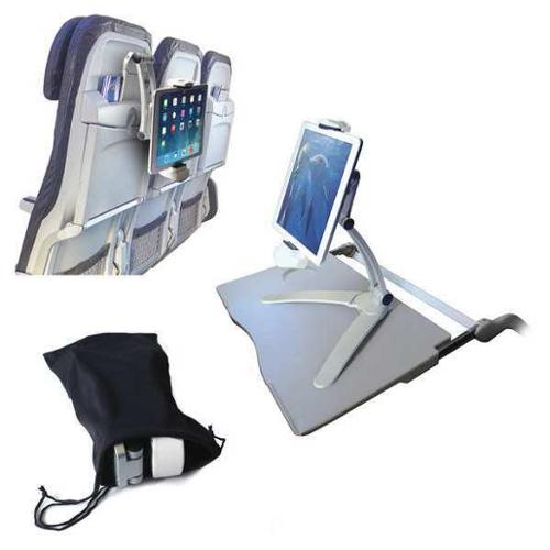CTA DIGITAL PAD-TSA Tablet Air Travel Stand,Aluminum G2008240