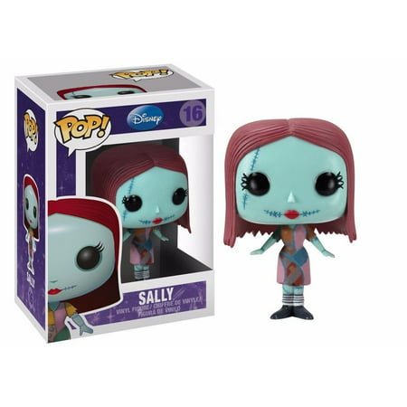 Funko Pop! Nightmare Before Christmas Sally Disney Vinyl Figure - Halloweentown Nightmare Before Christmas