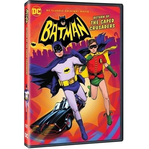 Batman: Return Of The Caped Crusaders (Widescreen)