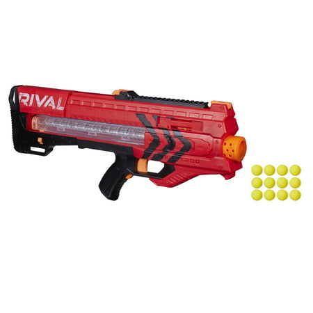 Nerf Rival Zeus MXV-1200 Blaster (Red) Image