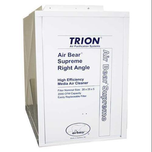 TRION AIR BEAR RIGHT ANGLE Media Air Cleaner - Walmart Com