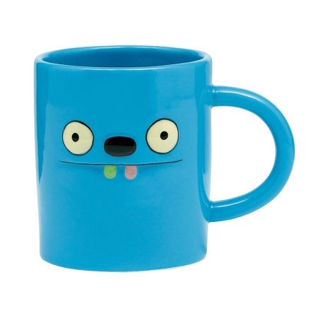 Grasslands Road Products Halloween (Uglydoll Ceramic 18 Oz. Jumbo Mug Tutulu Coffee Ugly Doll Blue Grasslands)