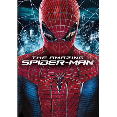 Spider Man Jessica Drew (The Amazing Spider-Man (DVD))