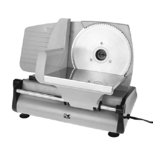 Kalorik Electric Adjustable Professional Style Deli Meat Slicer
