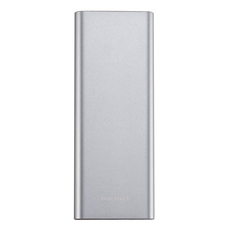 Blackweb Power Bank 20000 mAh, Gray