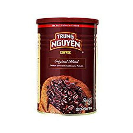 Trung Nguyen Vietnamese Coffee Original Blend 15 oz