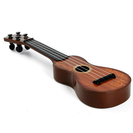 Outgeek Fruit Pattern Guitar Ukulele Early Learning Toys Art Educational Toys Music Toys for Kids Children Boys Girls Christmas - Educational Toys For Boys