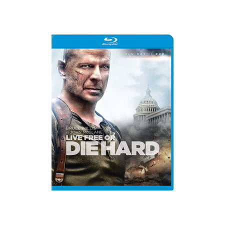 Review | Live Free or Die Hard (Blu-ray) | Blu-ray Authority
