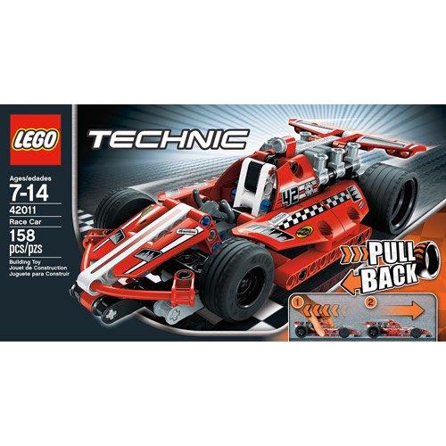Lego Technic Race Car Building Set Walmart