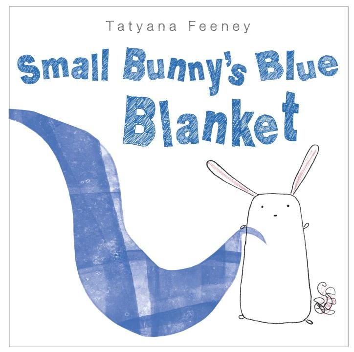 Small Bunnys Blue Blanket (Board Book)