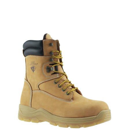 Herman Survivors Men's Big Timber II Steel Toe Work (Side Zip Steel Toe Boots)