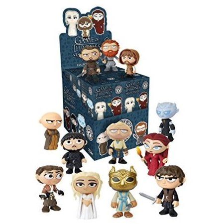 FUNKO MYSTERY MINIS: GAME OF THRONES SERIES 3 BLIND BOX (Halloween Game Mystery Box)