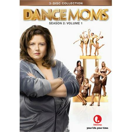Dance Moms: Season 2, Volume 1 (DVD) - Halloween Dance Moms