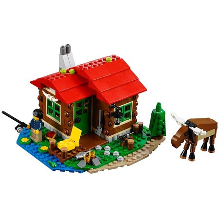 LEGO Creator Lakeside Lodge 31048 Building Toy