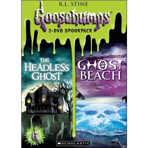 Goosebumps: The Headless Ghost / Ghost Beach (Double Feature) (Full Frame)