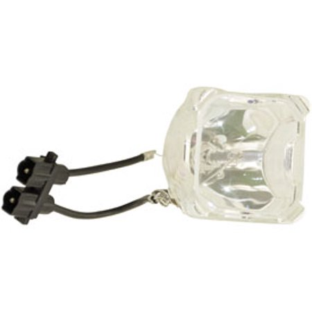 Replacement for METAL HALIDE UHP 165W P21 BARE LAMP ONLY ()