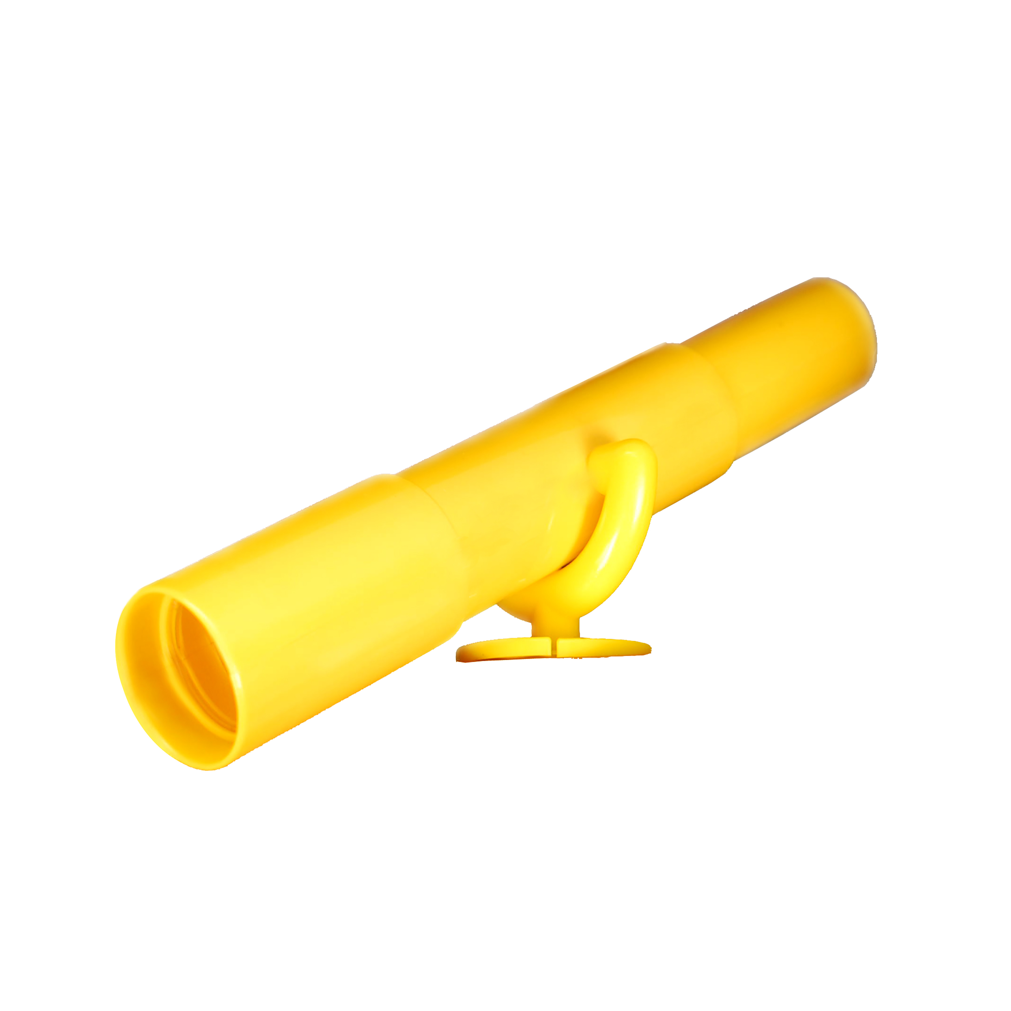 Gorilla Playsets Toy Telescope with Mount and Hardware, Yellow
