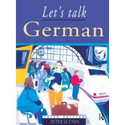 Let's Talk German - eBook