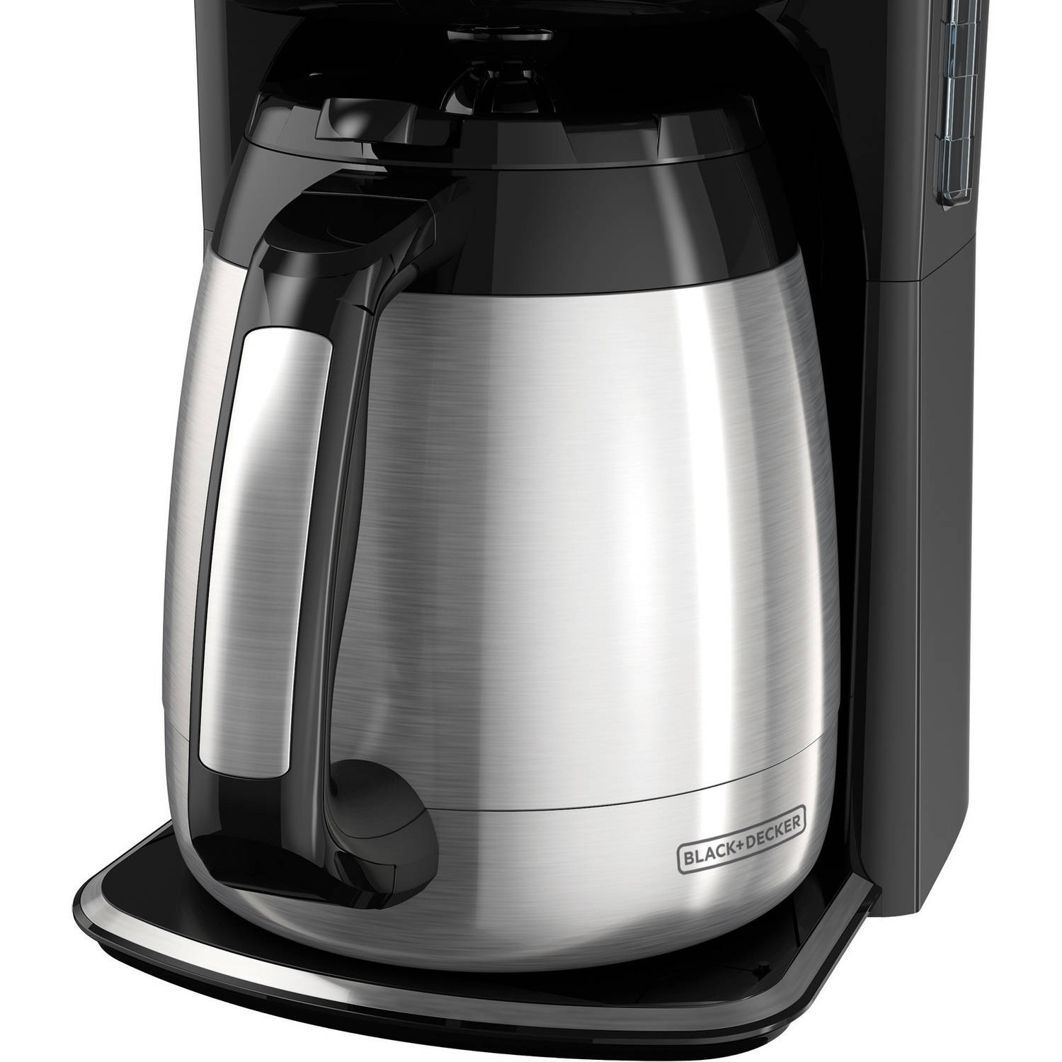 Black and decker 12 cup programmable - Black Decker 12 Cup Programmable Coffee Maker With