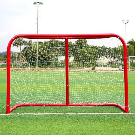 Supersellers Outdoor Indoor Hockey Net Sports Entertainment Practice Hockey Hitting Goals Net Quick installation with Carry Bag Clearance Sale!